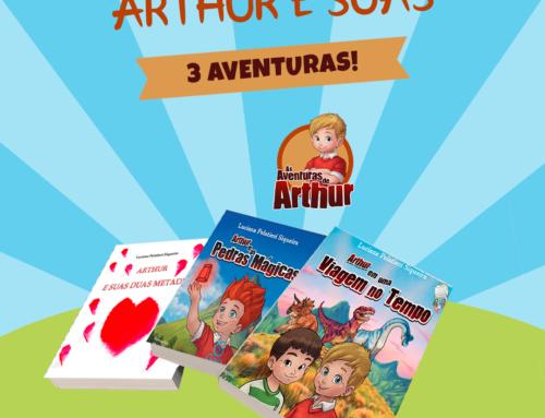 Arthur e suas 3 aventuras