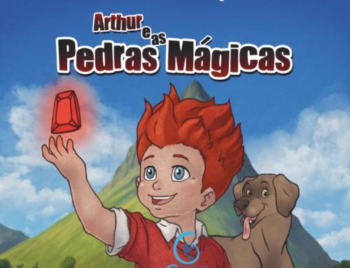 Arthur E As Pedras Mágicas Tem Seu Lançamento Online E Já Está Disponível Para Venda!!